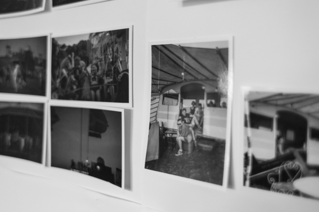 Bestival, 2014, book, Clap Your Hands, Chemical Gdns, Lucy Boynton, photo, photography, Chris Jones, festival, mock up,